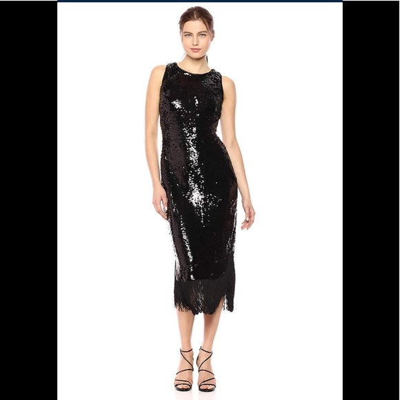 RACHEL Rachel Roy Dresses & Skirts - RACHEL Rachel Roy,Women's Lea Dress,Black,NWT